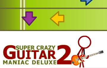 Super Crazy Guitar 2